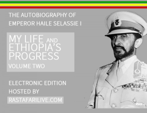 My Life & Ethiopia's Progress- vol. 2