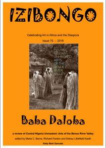 Izibongo Issue 75