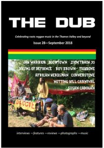The Dub Issue 28 September 2018