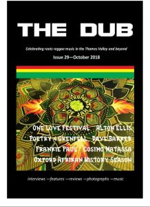 The Dub Issue 29 October 2018