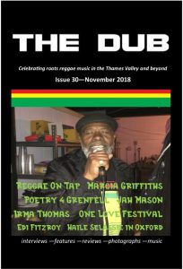 The Dub Issue 30 November 2018
