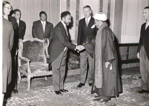 History of the EWF - Ethiopian World Federation, Inc