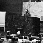 Address to the United Nations – includes the 'War' speech