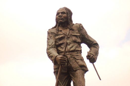 Dedan Kimathi Mau Mau freedom fighter honoured