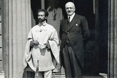 New book uncovers details about Haile Selassie's struggles while in Bath