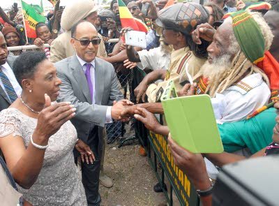 Crown Council Official Statement on the Highly-Successful Visit by Prince Ermias SahleSelassie Haile-Selassie to Jamaica