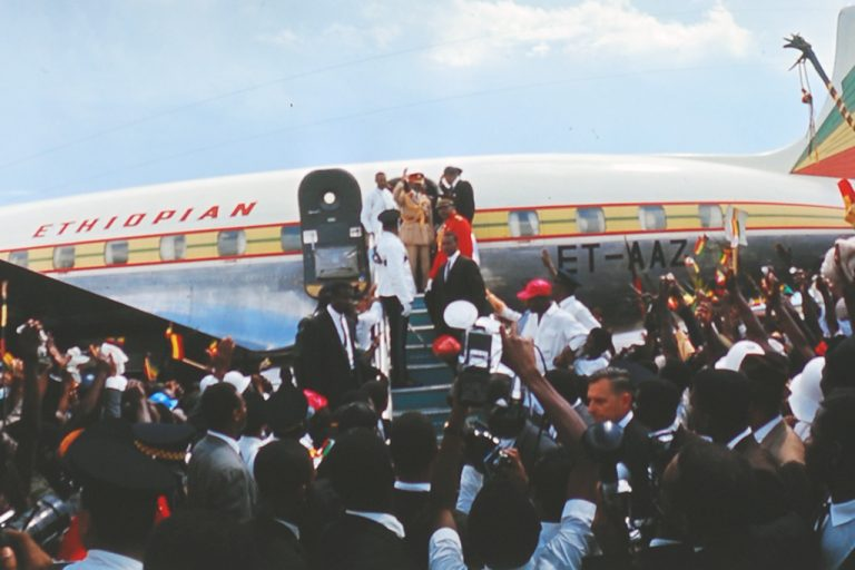 Grounation Day   Haile Selassie The First's visit to Jamaica