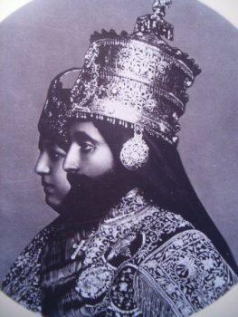 The Coronation of Emperor Haile Selassie & Empress Menen