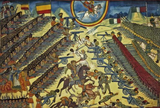 The Battle of Adwa – March 1st 1896
