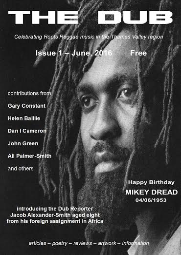 The Dub – new free magazine from Oxford UK