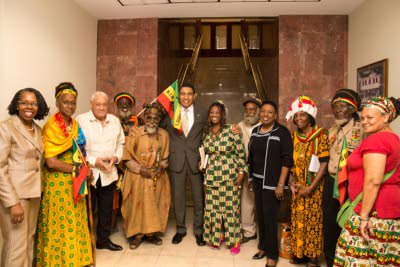 Jamaican Government to Review New UN Laws on the Rights of Indigenious People and Its Impact on Local Rastas