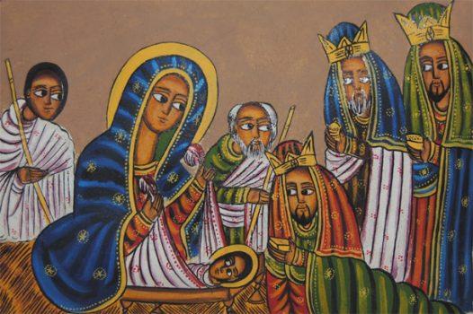 Ethiopian Christmas – Liddet /Genna/Qiddus Bala Wald