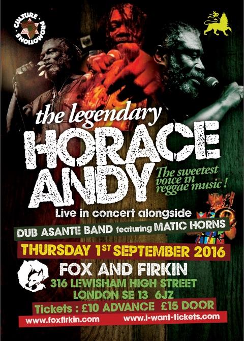 HoraceAndy
