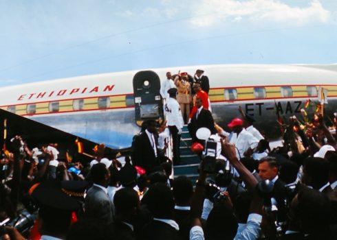 Haile Selassie I Triumphant