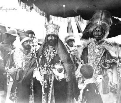 Coronation of Haile Selassie The First | A Rastafari perspective