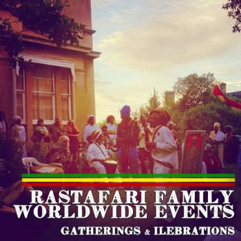 Rastafari family worlwide