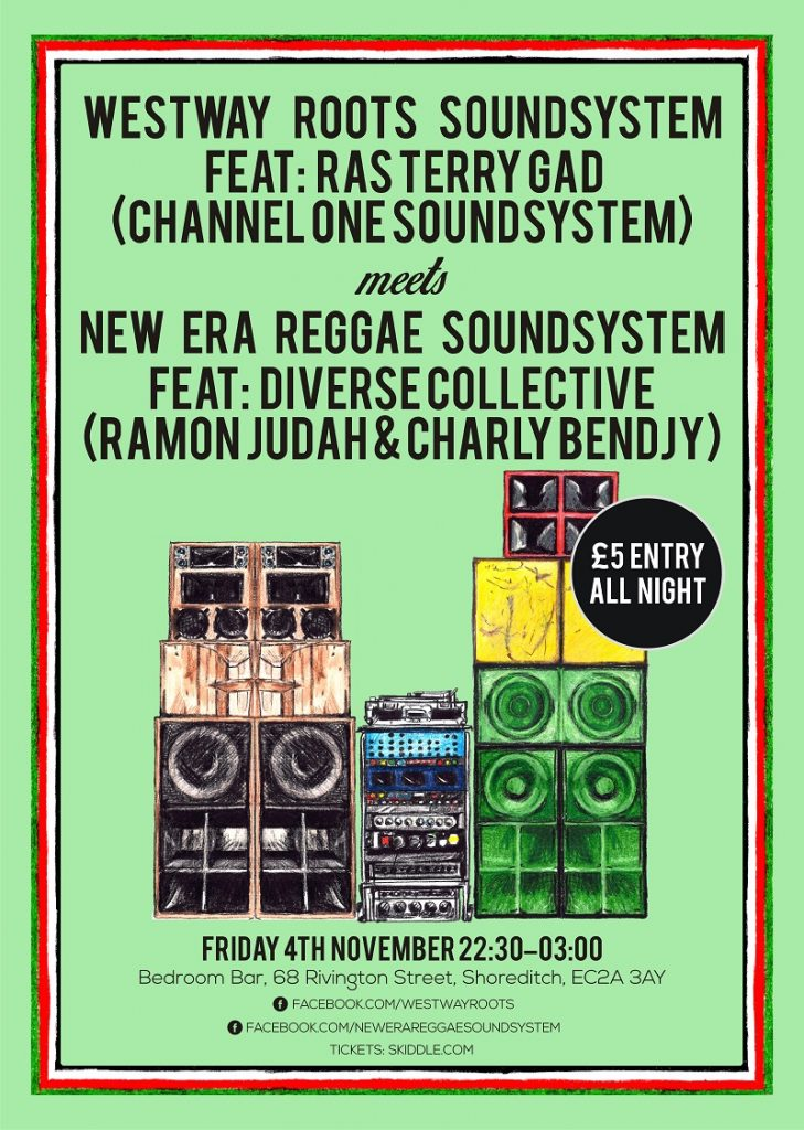 New Era Soundsystem-A3 4nd NOVEMBER 2016