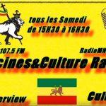 """Racines et Culture"" Radio show – Interview with Ras Flako"
