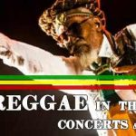 Reggae concerts and dances in the UK