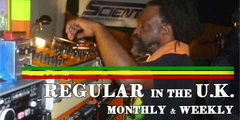 Regular Reggae Events in UK