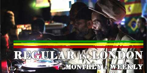 Regular Reggae Events in London