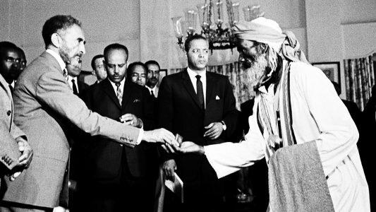 Confidential British Government Report – Jamaica: State Visit of the Emperor Haile Selassie 21-24 April 1966