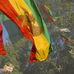 International Rastafari Protest to the Ethiopian Embassies around the World
