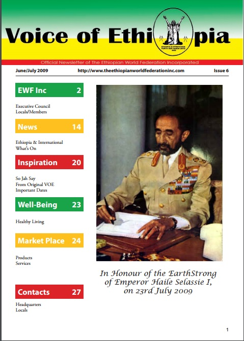 Voice of Ethiopia | Issue 6