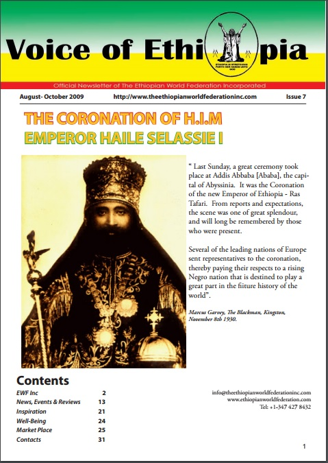 Voice of Ethiopia | Issue 7