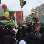 Emancipation Day Rally Report