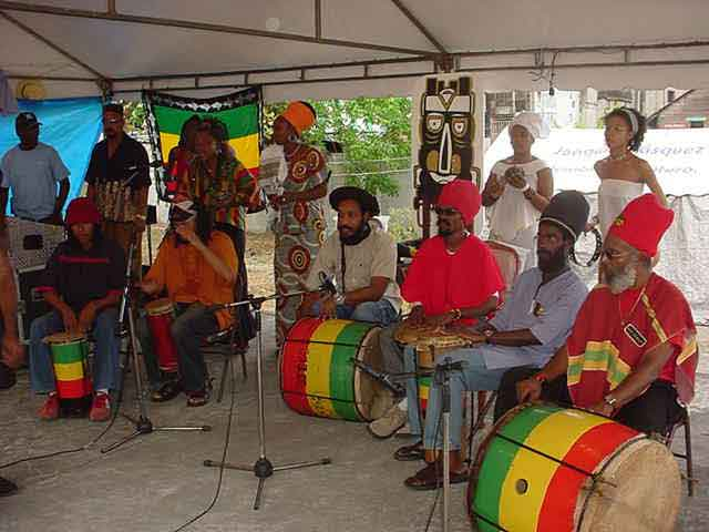 Rastafari progress in Panama