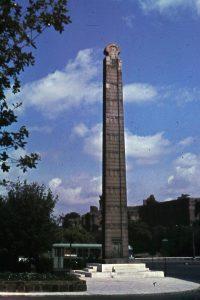 Italians prepare to return stolen obelix to Ethiopia