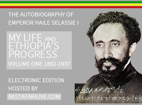 My Life and Ethiopia's Progress | Volume 1 1892 – 1937 | DIGITAL EDITION