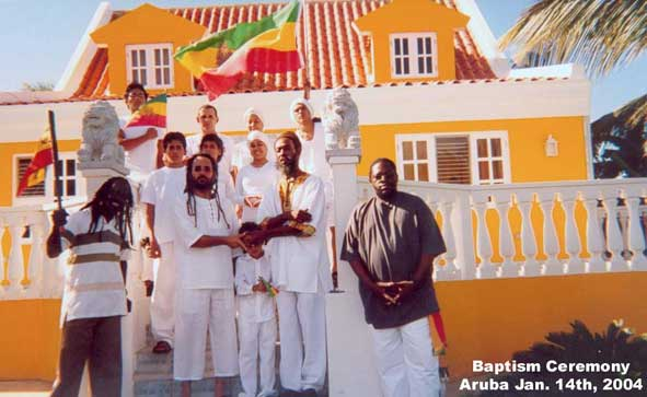 Ras Touzah Jah-Bash – trod to the Isles of Curacao and Aruba