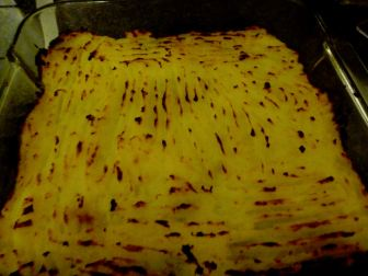 Aduki (Adzuki) Bean Cottage Pie