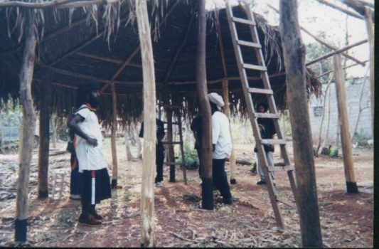 New Tabernacle built in Panama