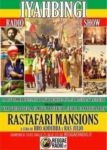 Iyahbingi radio show | Rastafari Mansions