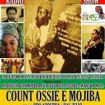 Iyahbingi radio show | Count Ossie e Mojiba