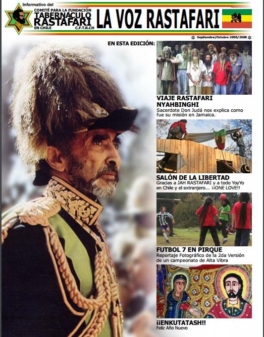 La Voz Rastafari | Número 2