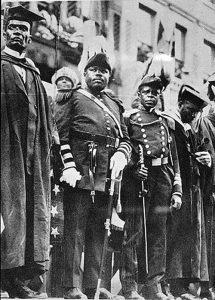 120 Años del Nacimiento del Honorable Y Siempre Recto, Profeta Marcus Mosiah Garvey I