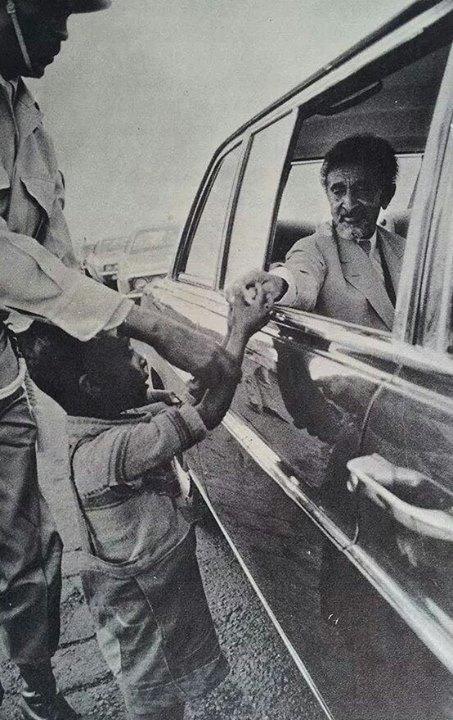 The famine in Wollo and Tigre Provinces of Ethiopia in 1974