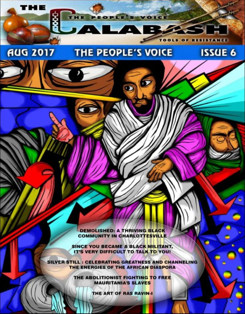 The Calabash e-zine | August 2017