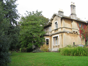 Uncertain future for Fairfield House