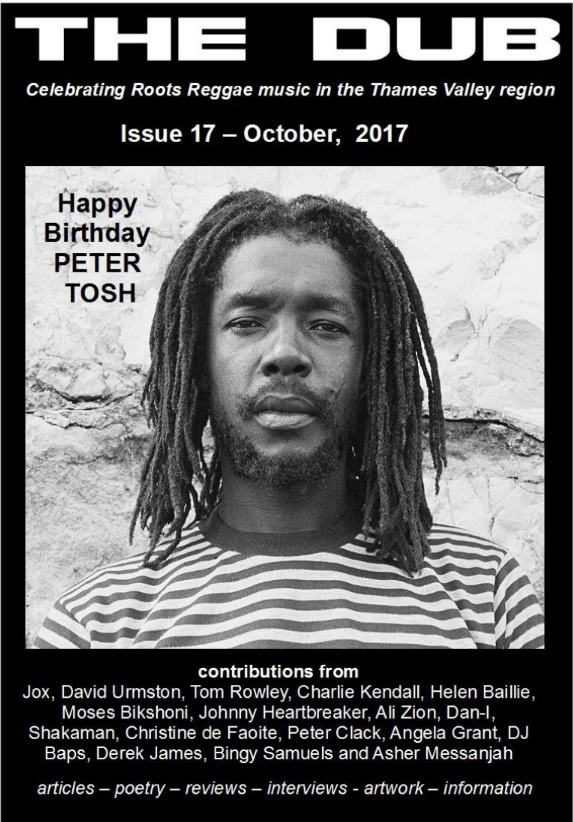 The Dub   Issue 17 – October 2017