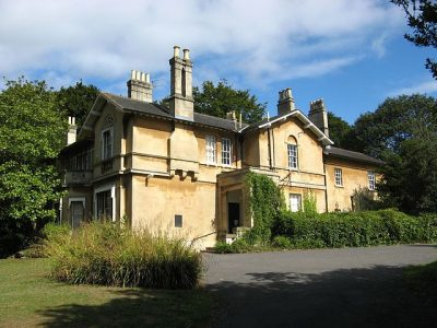 Crowdfunding for Fairfield House in Bath