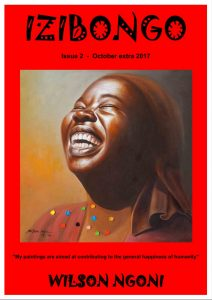 Izibongo | Issue 2: Wilson Ngoni