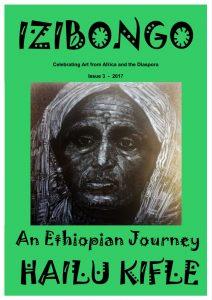 Izibongo | Issue 3: Hailu Kifle