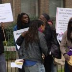 Protest held over Fulham schoolboy dreadlock ban
