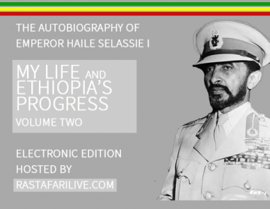 My Life and Ethiopia's Progress | Volume 2 | DIGITAL EDITION