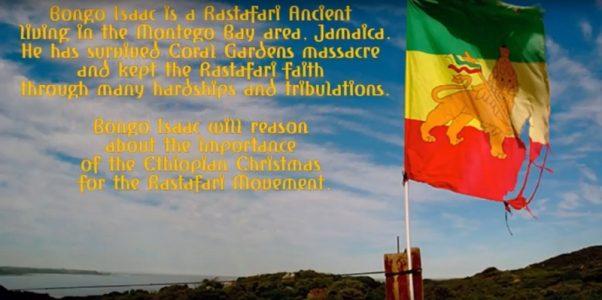 Ancient Testimony | Bongo Isaac about Ethiopian Christmas
